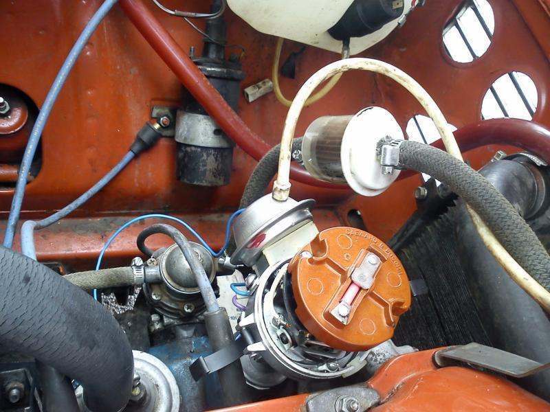 Установка трамблера ВАЗ 2101, ремонт, замена контактов, инструкции с видео и фото