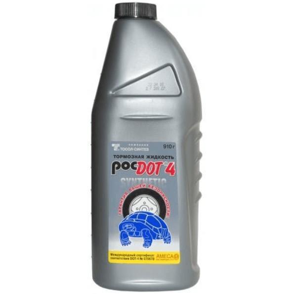 Тормозная жидкость для ВАЗ 2106
