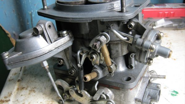 Стандартный карбюратор ВАЗ 2107