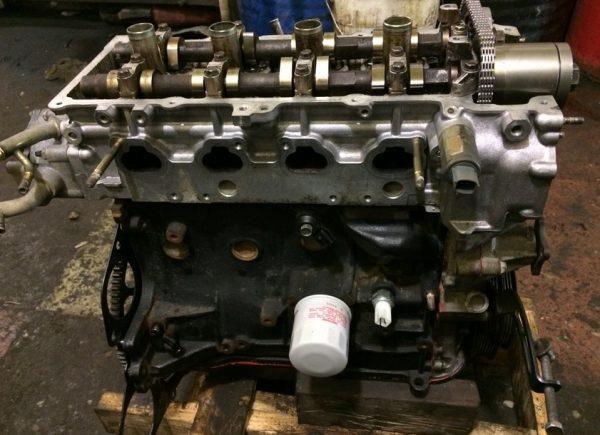 Двигатель после капремонта