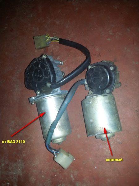 Сравнение моторчиков