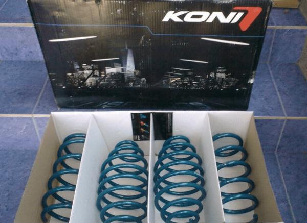 Пружины Koni