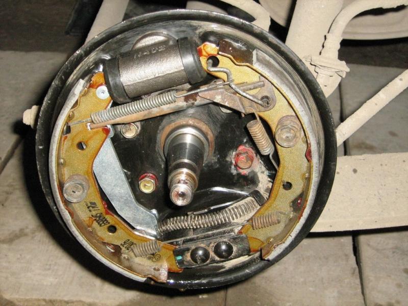 Тормозная система ваз 2101 установка вакуума замена колодок инструкции с фото и видео