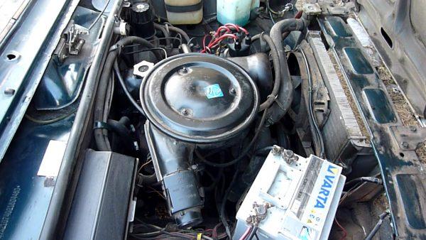 Двигатель ВАЗ 2107 + навесное оборудование