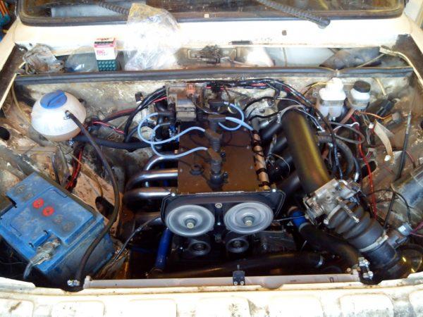 16-клапанный мотор