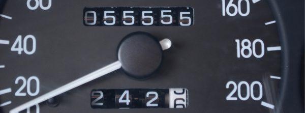 Шкала механического прибора