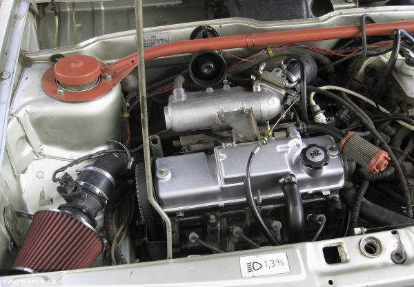 Мотор 8 клапанов ВАЗ 2107