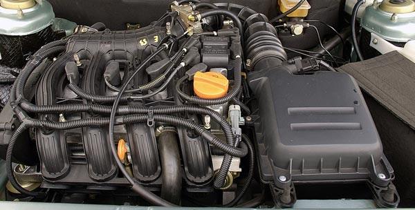Двигатель от «Приоры»