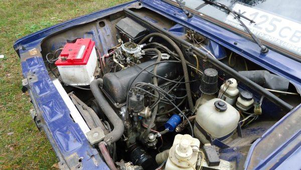 Мотор ВАЗ 2107