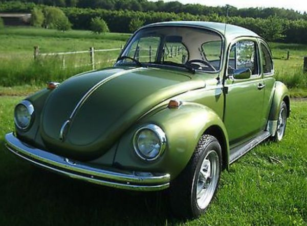 Volkswagen Beetle 1303 1.6