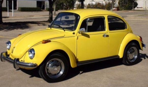 Volkswagen Beetle 1600 i