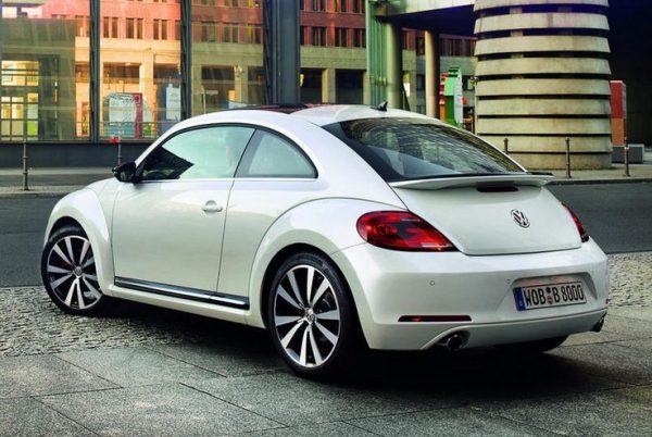 Задние фонари Volkswagen Beetle 2017