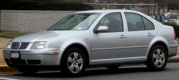 Volkswagen Jetta четвёртого поколения