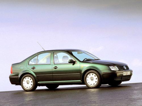 Изменённый вид Volkswagen Jetta 1999 года выпуска