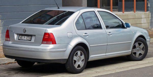 Стильный дизайн Volkswagen Jetta МК4