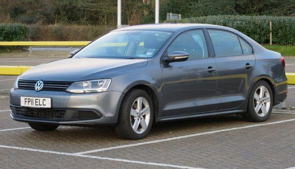 Седан Volkswagen Jetta МК6