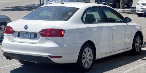 Volkswagen Jetta МК6
