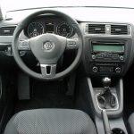Интерьер салона Volkswagen Jetta МК6