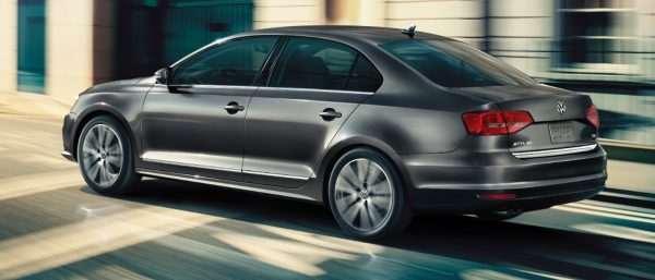 Непревзойдённая динамика Volkswagen Jetta 2017