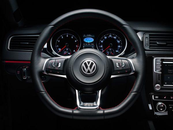 Органы управления Volkswagen Jetta 2017