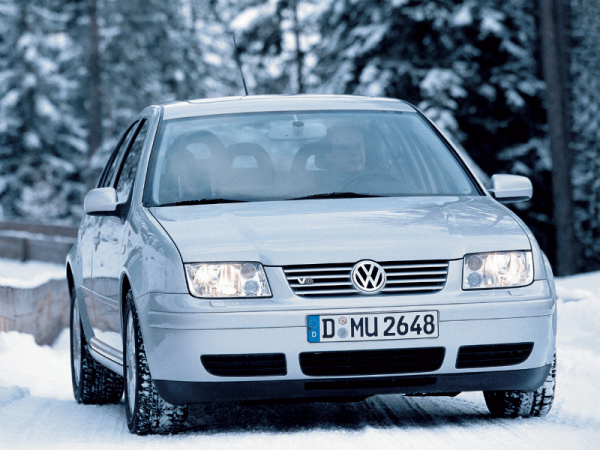 VW Bora первого поколения
