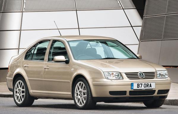 VW Bora седьмого поколения
