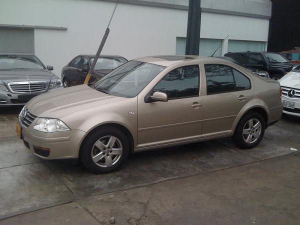 VW Bora Trendline 2008