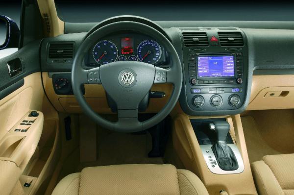 Салон VW Bora Comfortline