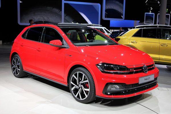 VW Polo шестого поколения
