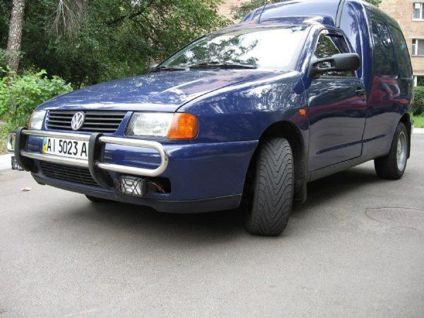 Volkswagen Caddy 2001 года
