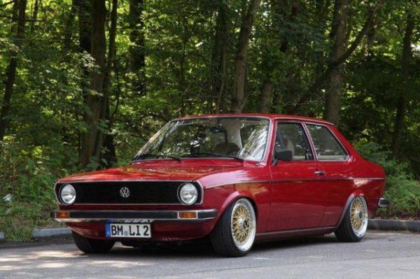 VW Derby 1977 года