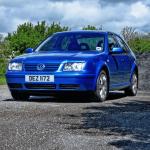 VW Bora V6 4 Motion