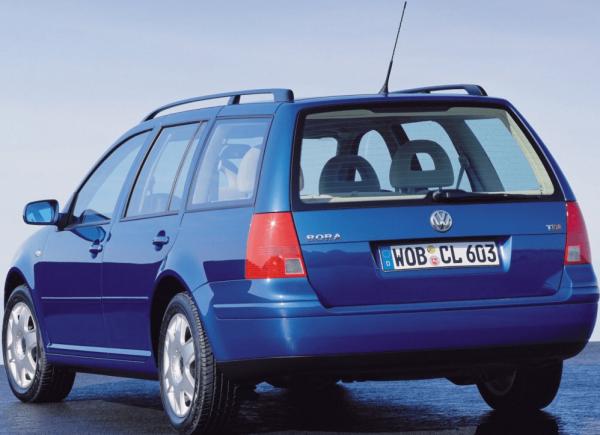 VW Bora универсал