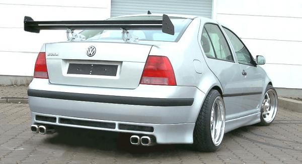 Наружный тюнинг VW Bora