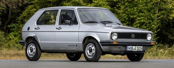 VW Golf первого поколения