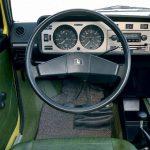 Органы управления Volkswagen Golf I