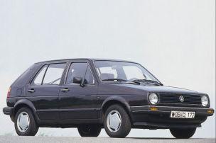 Обновлённая версия Golf II