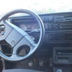 Органы управления VW Golf II
