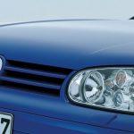 Передняя часть VW Golf