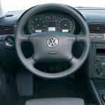 Органы управления VW Golf 4