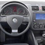 Интерьер VW Golf 5