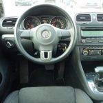 Органы управления VW Golf VI