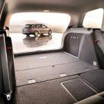 Просторный салон VW Golf VI