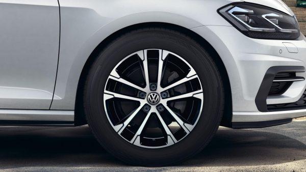 Шасси Volkswagen Golf