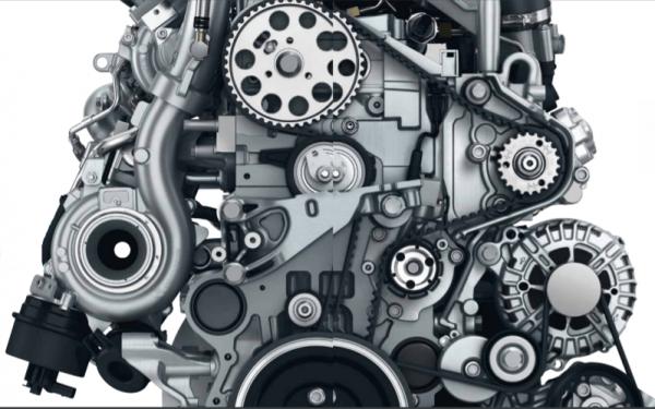 Дизельный TDI двигатель VW Multivan