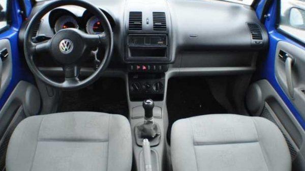 Передняя панель Volkswagen Lupo