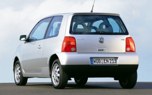 Volkswagen Lupo 6Х 1.7