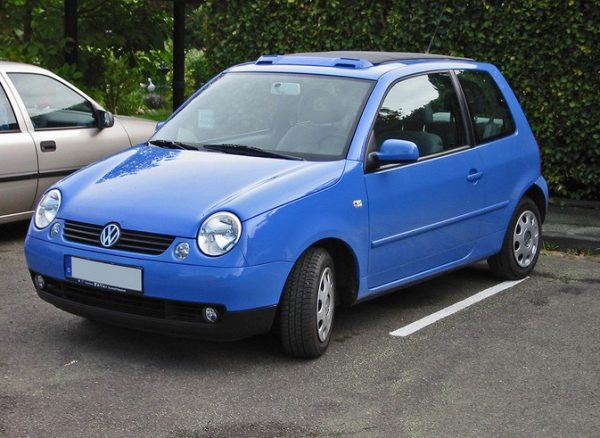 Volkswagen Lupo 6Х 1.4 16V