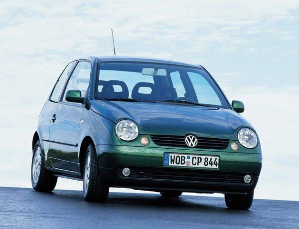 Volkswagen Lupo 6Х 1.2 TDI 3L