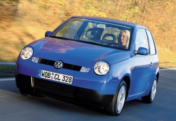 Volkswagen Lupo 6Х 1.6i 16V GTI